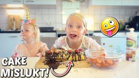 De Bellinga's – De Zusjes Gaan Helemaal Alleen Cake Bakken ? #1837