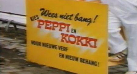 Peppi & Kokki – Als Schilders & Behangers