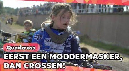 Zappsport – Ik Win Van Alle Jongens – Reportage Quadcross