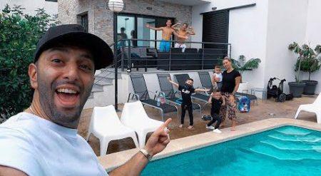 Familie Lakap – Op Vakantie Naar Deze Toffe Villa! #453