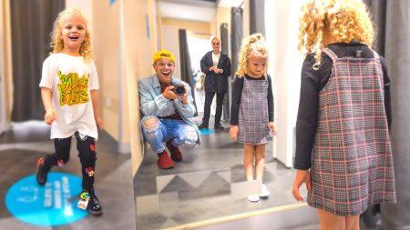 Enzo Knol – Shoppen Met Een Kind Van 4 Jaar! #2588