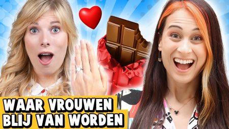 Dylan Haegens – 10 Dingen Waar Vrouwens Blij Van Worden!