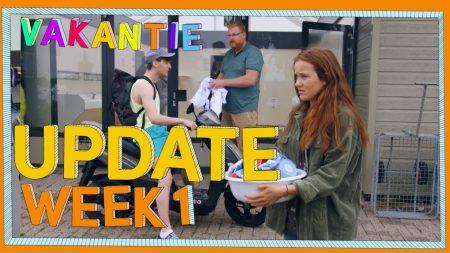 Brugklas Vakantieliefde – Update Week 1 ❤️?