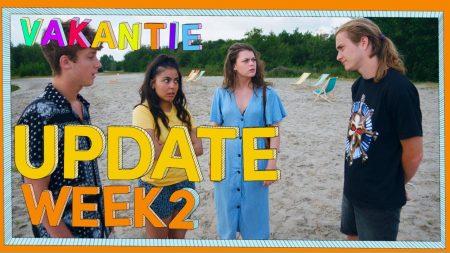 Brugklas Vakantieliefde – Update Week 2 ❤️?