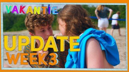 Brugklas Vakantieliefde – Update Week 3 ❤️?