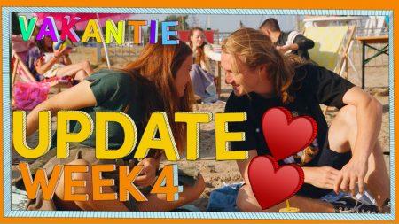 Brugklas Vakantieliefde – Update Week 4 ❤️?