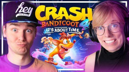 Dylan Haegens Gaming – Als Eerste De Nieuwe Game Spelen! – Crash Bandicoot 4