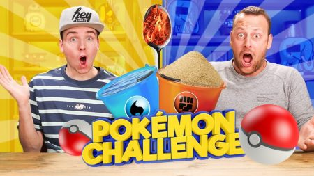 Team Dylan Haegens – Pokémon Challenge!