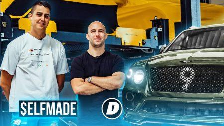 JayJay Boske DAY1 – Van Scooters Opvoeren Naar Miljoenen Wagens Behandelen! – Selfmade Absolute Motors