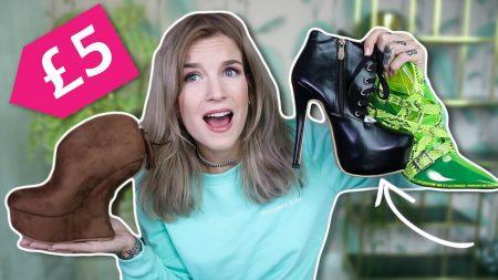 OnneDi – Grootste Meest Bizarre Schoenen Haul – Alles Onder €5