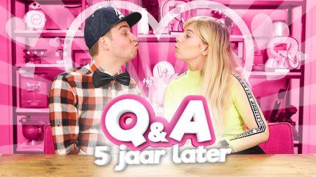 Team Dylan Haegens – Zelfde Q&A Vijf Jaar Later!
