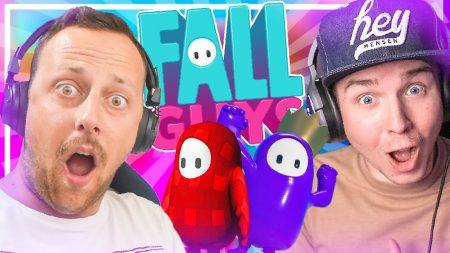 Dylan Haegens Gaming – Spelen De Noob! – Fall Guys #3