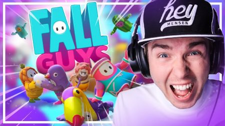 Dylan Haegens Gaming – Dylan Is Een Faal Guy! – Fall Guys