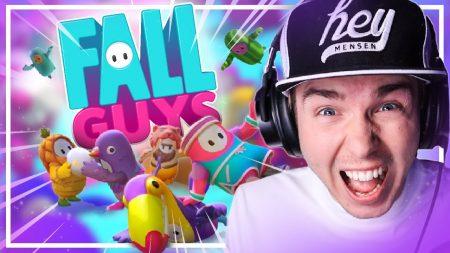 Dylan Haegens Gaming – Dylan Is Een Faal Guy! – Fall Guys
