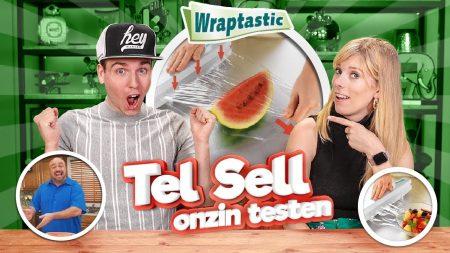 Team Dylan Haegens – Tel Sell Onzin Testen! #15