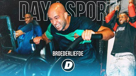 JayJay Boske DAY1 – De Gym In Met Broederliefde: Naar De Kl*ten En Daar Voorbij! – Sporten Met