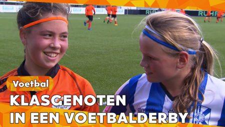 Zappsport – Wie Wint De Klassieker VV Katwijk – Quick Boys? ⚽️ – Voetbal