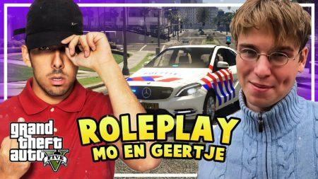 Dylan Haegens Gaming – Mo En Geertje In GTA Roleplay! – Met Mert