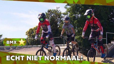 Zappsport – Hoger Over Een Bult Leren Springen – BMX Met Laura En Merel Smulders