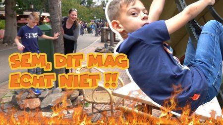 De Bakkertjes – De Vloer Is Lava In Leukste Pretpark!!! 🔥 #432