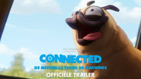 Connected: De Mitchells Tegen De Machines – Trailer