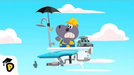 Dr. Panda – Te Zwaar Om Te Vliegen!