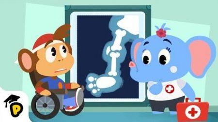 Dr. Panda – Eerste Hulp Voor Kinderen!