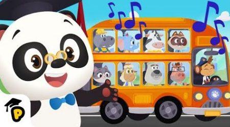 Dr. Panda – De Wielen Van De Bus Gaan Rond En Rond!