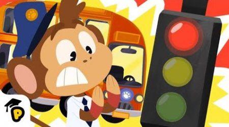 Dr. Panda – Rood Betekent STOP!