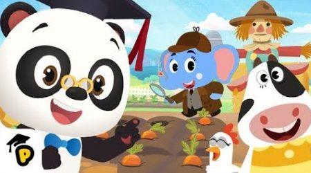 Dr. Panda – Luister Naar Geluiden Om Het Mysterie Op Te Lossen!
