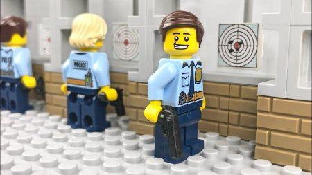 LEGO® City – De Politie School
