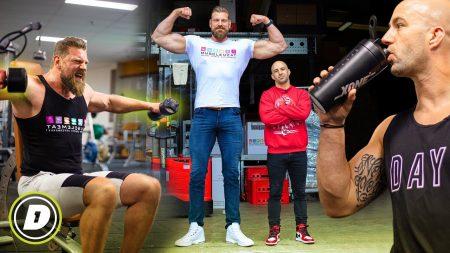 JayJay Boske DAY1 – The Dutch Giant (2.18m) Over Bodybuilding, Ondernemen En Acteren – OneBlade Series S2