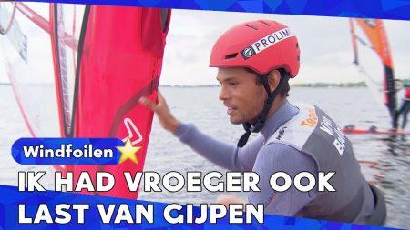 Zappsport – Wereldkampioen Kiran Badloe: Na Een Dagje Zappsport Kon Ik Het – Hellup Windsurffen