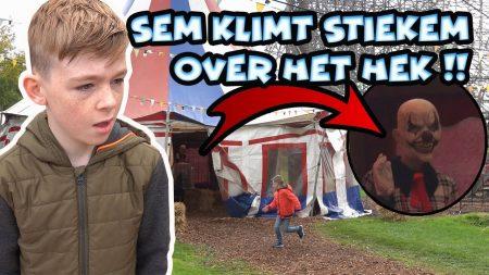 De Bakkertjes – Wat Sem In Pretpark Doet Mag Echt Niet!! #447