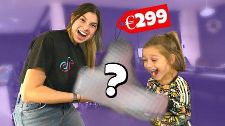 Celine & Michiel – Ella Verrassen Voor Haar 9de Verjaardag! *Droomcadeau* #200