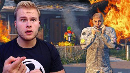 Royalistiq – Het Huis Van Henkie Staat In Brand! 😰 – GTA 5 Roleplay (Roerveen) #5