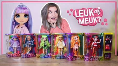OnneDi – Rainbow High – Leuk Of Meuk?