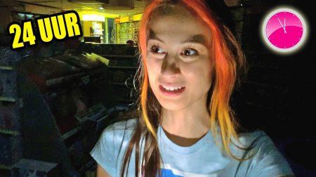 MeisjeDjamila – 24 Uur Overleven In Een Speelgoedwinkel! – Fan Friday