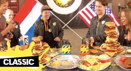 Checkpoint – Een Hamburger Battle tegen De Amerikanen