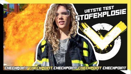 Checkpoint – Verjaardagstaart Aansteken Met Een Kanon