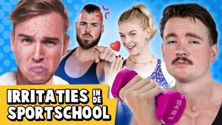 Dylan Haegens – 10 Irritaties In De Sportschool!