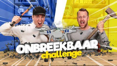 Team Dylan Haegens – Onbreekbaar Challenge! 2.0