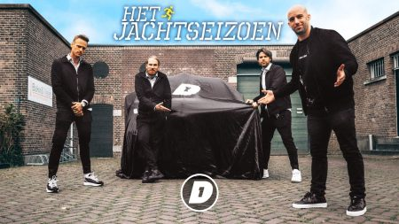JayJay Boske DAY1 – StukTV Onthult De Dikste Bus Van Nederland Voor Het Jachtseizoen! – Auto van