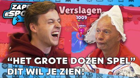 Zappsport – FIFA-Icon LuckyGraafnl vs Ron, Hoe Kan Ron Dit Winnen?! – Het Grote Dozen Spel
