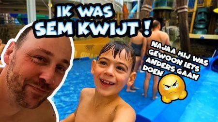 De Bakkertjes – Verstoppertje In Subtropisch Zwembad!! #451