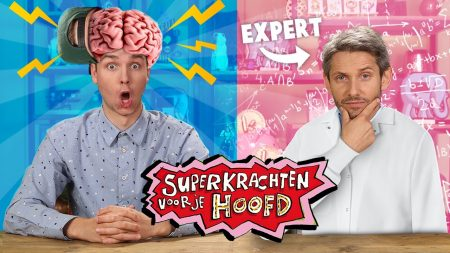 Team Dylan Haegens – Superkrachten Voor Je Hoofd Krijgen!