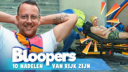 Team Dylan Haegens – Nadelen Van Rijk Zijn Bloopers!