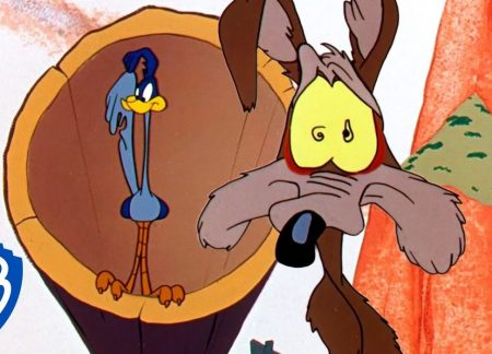 Roadrunner vs Wile E Coyote – Ready, Set, Catch The Roadrunner!