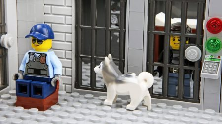 LEGO® City – Ontsnapping Uit De Gevangenis