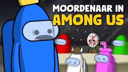 Team Dylan Haegens – Koelbloedige Moordenaar In Among Us – Animatie